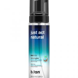 B.tan Just Act Natural mousse