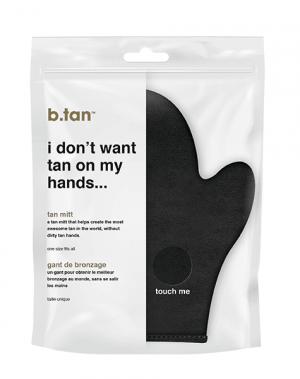 Ръкавица за нанасяне на автобронзант